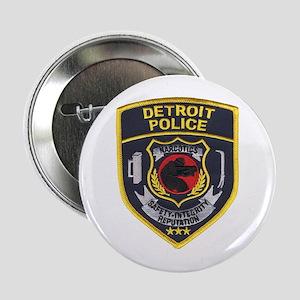 Detroit PD Narcotics Button