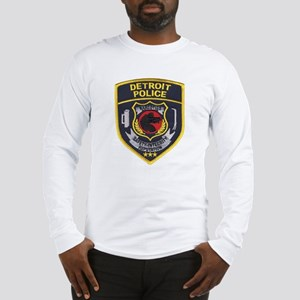 Detroit PD Narcotics Long Sleeve T-Shirt