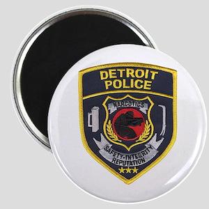 Detroit PD Narcotics Magnet