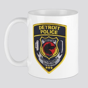 Detroit PD Narcotics Mug