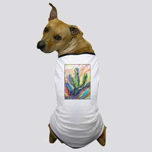 Cactus, southwest art! Dog T-Shirt