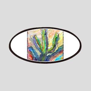 Cactus, southwest art! Patches