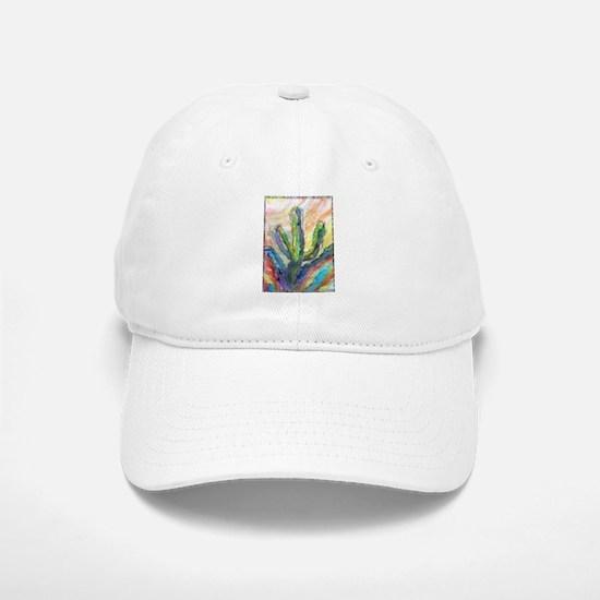 Cactus, southwest art! Baseball Baseball Cap