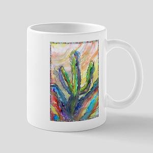 Cactus, southwest art! Mug