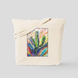 Cactus, southwest art! Tote Bag