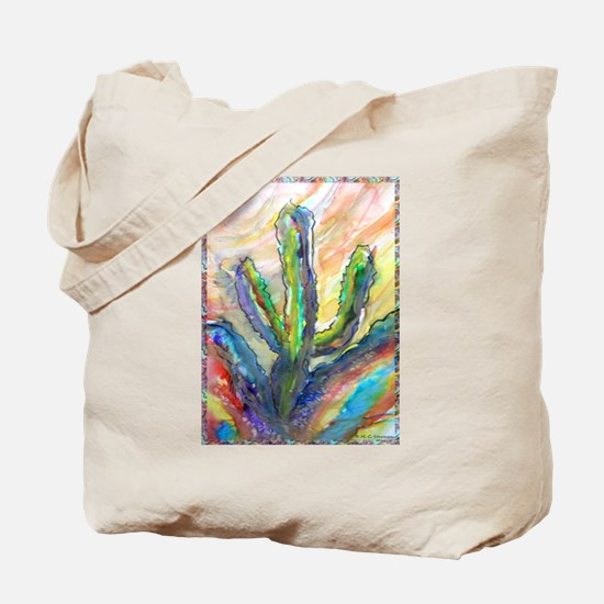 Cactus, southwest art! Tote Bag