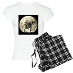 Full Moon Women's Light Pajamas