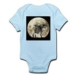 Full Moon Infant Bodysuit