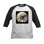 Full Moon Kids Baseball Jersey