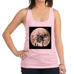 Full Moon Racerback Tank Top