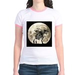 Full Moon Jr. Ringer T-Shirt