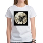 Full Moon Women's T-Shirt