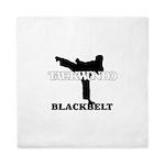 TKD BlackBelt Queen Comforter