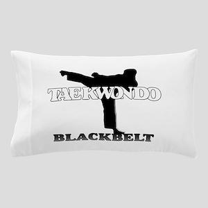 TKD Black Belt Pillow Case