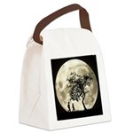 Full Moon Canvas Lunch Bag