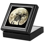 Full Moon Keepsake Box