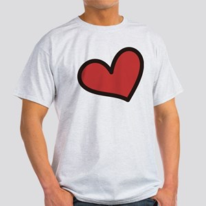 Red Heart Light T-Shirt