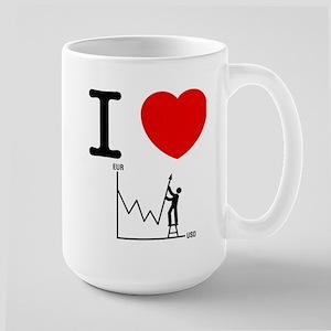 Forex/Stock Trader Large Mug