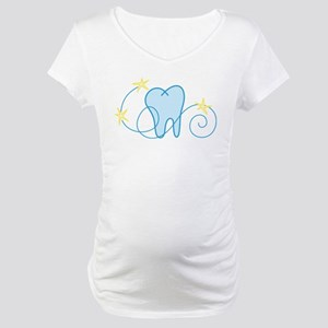 Tooth Maternity T-Shirt