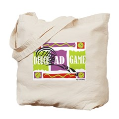 Deuce, Ad, Game Tote Bag