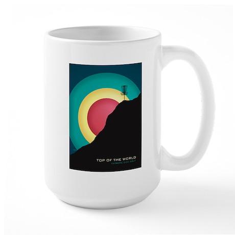 Extreme Disc Golf Large Mug