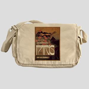 ART NOUVEAU Messenger Bag