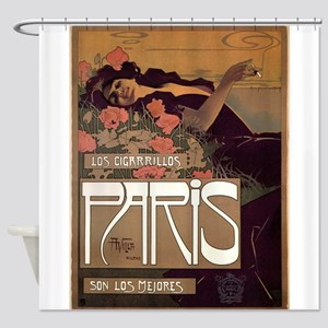 ART NOUVEAU Shower Curtain