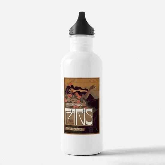 ART NOUVEAU Water Bottle