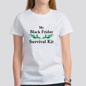 Black Friday Survival Kits Women's T-Shirt
