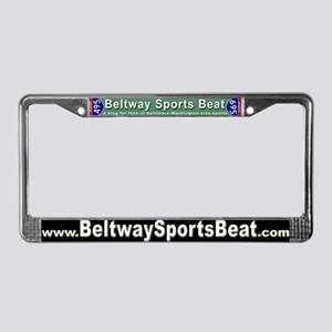 BSB License Plate Frame