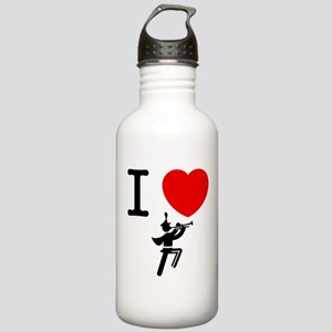 Trumpet Stainless Water Bottle 1.0L