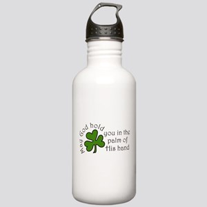 May God Hold You Stainless Water Bottle 1.0L
