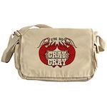 Cray Cray Messenger Bag