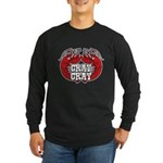 Cray Cray Long Sleeve Dark T-Shirt