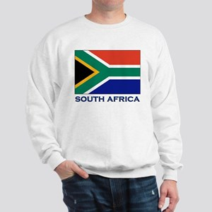 South Africa Flag Stuff Sweatshirt