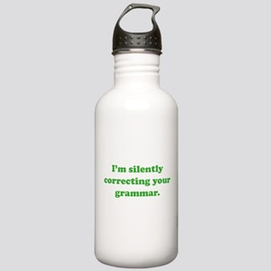 I'm Silently Correcting Your Grammar Stainless Wat