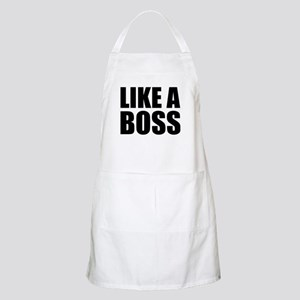 Like A Boss Apron
