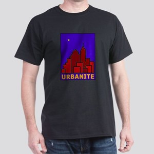 UrbaNITE Black T-Shirt