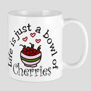Bowl Of Cherries Mug
