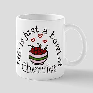 Bowl Of Cherries Mug