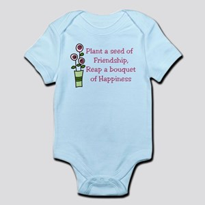 Plant A Seed Infant Bodysuit