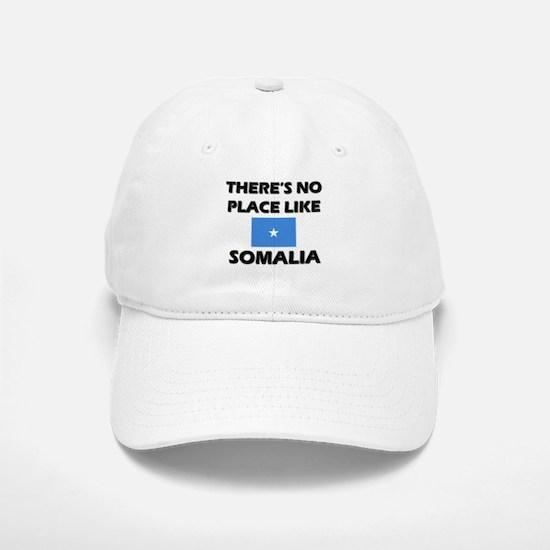 There Is No Place Like Somalia Baseball Baseball Cap
