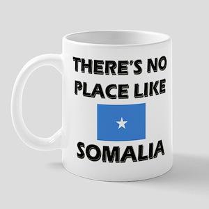 There Is No Place Like Somalia Mug