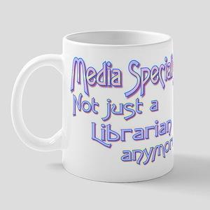 Media Specialist/Librarian Mug