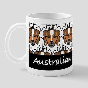 Australian Shepherd Fan Mug