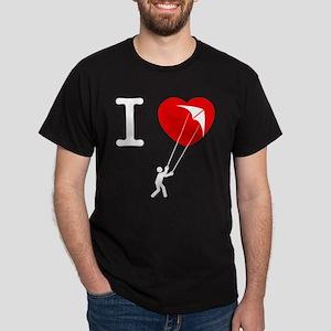Stunt Kiting Dark T-Shirt