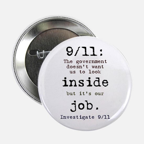 9/11: It's up to us Button