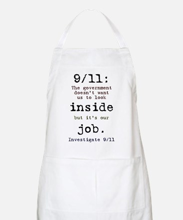 9/11: It's up to us BBQ Apron