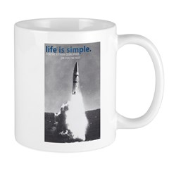 Polaris Missile Mug