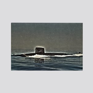 Daniel Boone SSBN 629 Rectangle Magnet